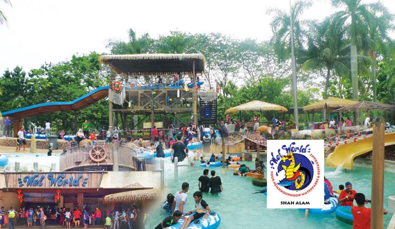 wet world shah alam buy online ticket best deal