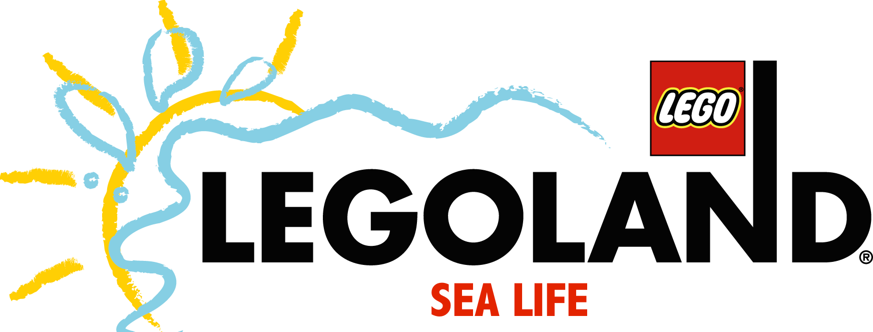 Legoland Sea Life 1-Day Entrance Ticket