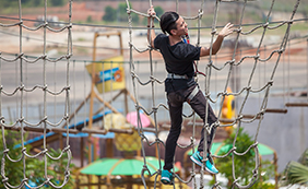Austin Height Adventure Park (140cm above)