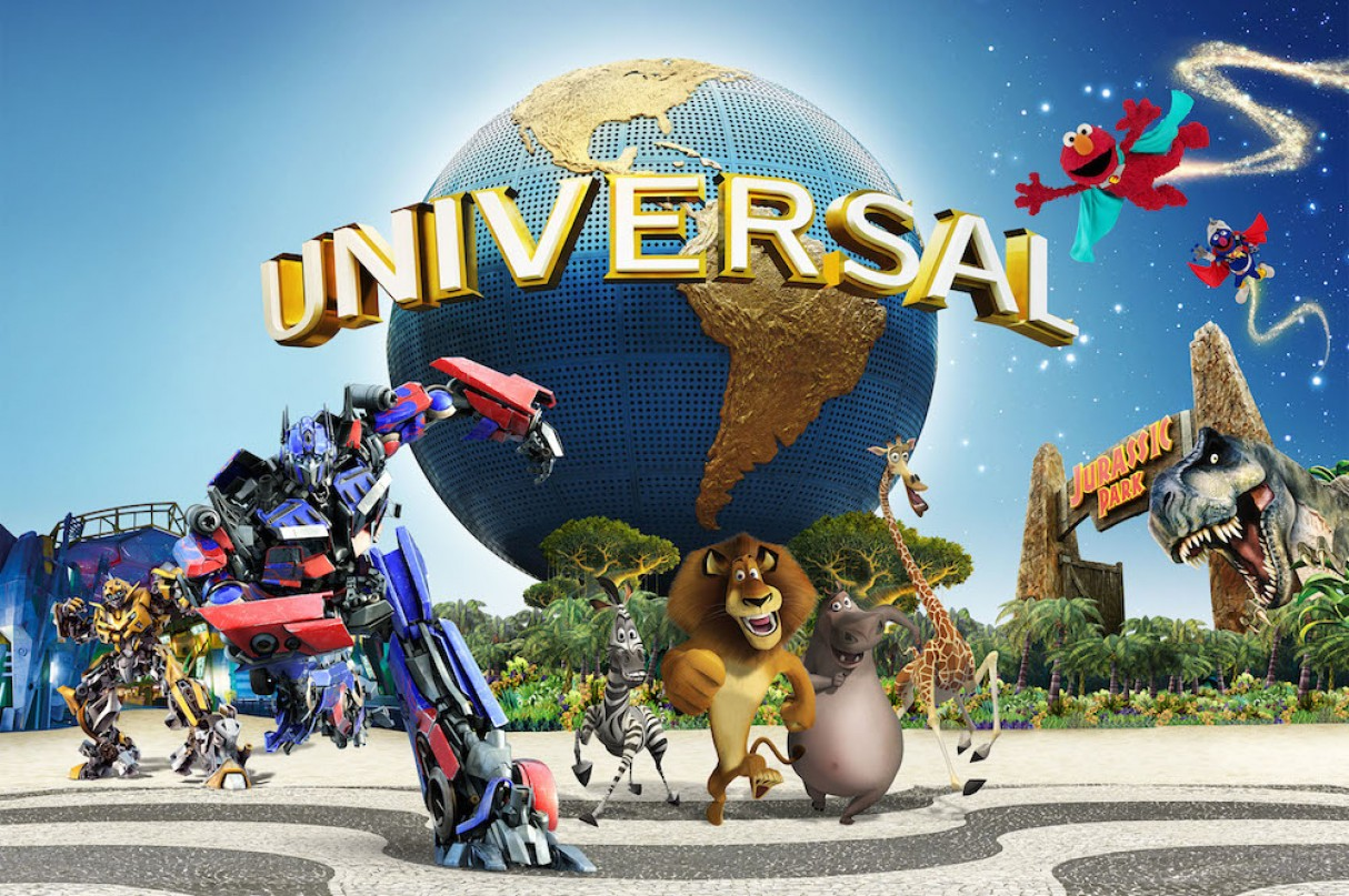 Universal Studio Singapore - Discount price @ Goticket.my