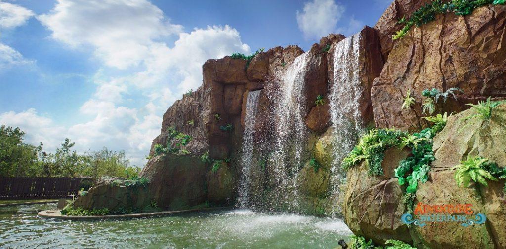 Penawar Falls